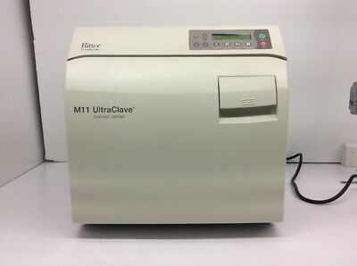REFURBISHED NEW STYLE Midmark M11 Ultraclave Automatic Autoclave 1 year Warranty
