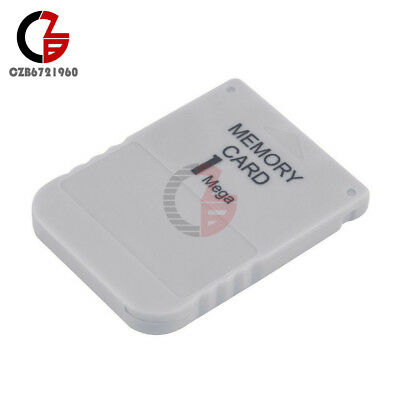 Memory Card For Playstation 1 One PS1 PSX Game useful practical Affordable New