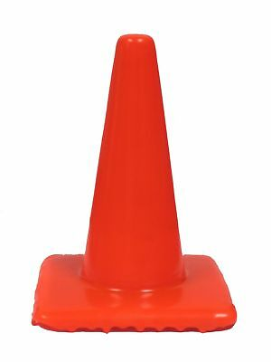 """Work Area Protection 6PVCS Polyvinyl Chloride Standard Traffic Cone 2-1/4"""" Di..."""