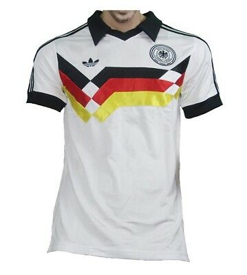 Deutschland Germany DFB Retro Trikot 1990 Adidas Jersey Shirt