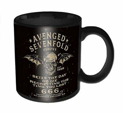 Avenged Sevenfold  seize the day Boxed Mug free worldwide shipping
