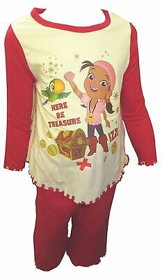Izzy Jake et les pirates de Neverland Pyjamas Cotton Girl 1-2 ans