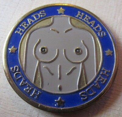 Nude female coin — photo 1