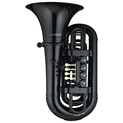 Tuba Cool Wind CTU-200 black  NEU