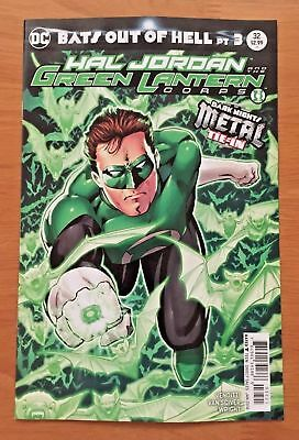 Hal Jordan And The Green Lantern Corps 32 B Cover (Bats Out Of Hell Part 3) NM+