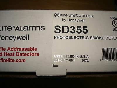 "Fire Lite Sd355   ""new"""