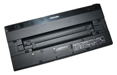 Toshiba Hi-Speed Port Replikator II (PA3916E-1PRP) -  R83, R930, R840, R850