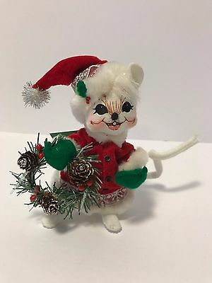 Annalee Icicle Mr. Mouse / NWTS / 6in. / Christmas
