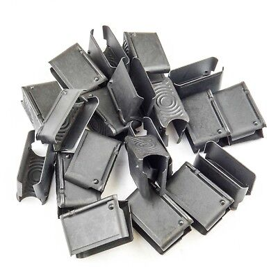 5% OFF CURRENT $ - NEW -  40 PACK US Govt Contractor M1 8rd ENBLOC Garand Clips