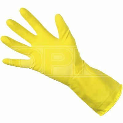 Unicare Yellow Household Gloves - Extra Large (UGHG3005Y)