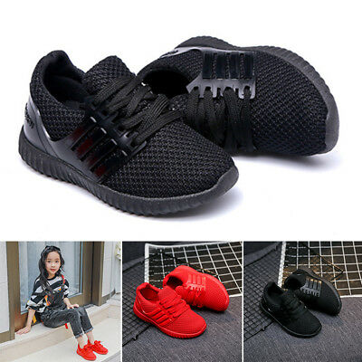 Baby Toddler Boys Girls Students Brethable Sports Running Shoe Kids Casual Shoes