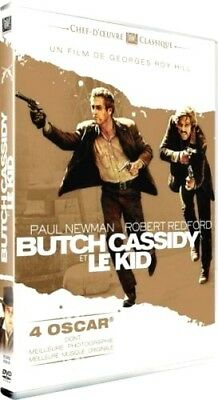 ★ Dvd - Butch Cassidy Et Le Kid - Western - Newman / Redford - Neuf Sous Blister