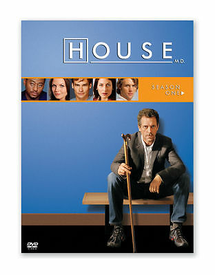 House: Season One (DVD, 2005, 3-Disc Set, Widescreen)Brand New Sealed