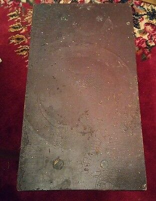 005 Antique Step Stool Made From Piano Destroyed Steelton Pa Flood 1936 Sellers