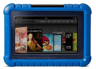 Fisher Price Kid-Tough Apptivity Case for Kindle Fire, Blue (will not fit HD