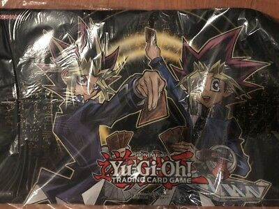 Yugioh - Sdcc 2017 Exclusive Playmat San Diego Comic Con Yugi Muto