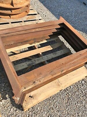 "LIQUIDATION  Neenah	Inlet Frame	24""x 40.75"" Square   #7959"