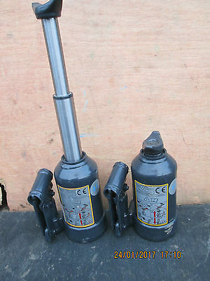 3 Ton - Webber - Bottle Jack - Made  In Gunglingen - South Germany