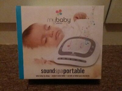 Portable Baby Spa Music Player