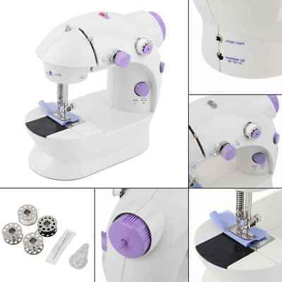 Desktop Sewing Machine Mini Home Electric Portable Hand Held Multi-function