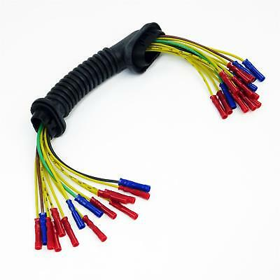 Repair Set Wiring Loom Tailgate Right BMW E46 Soda all Highly Flexible