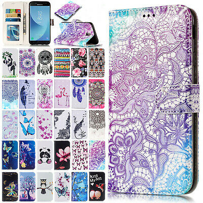 Magnetic Wallet Leather Flip Case Stand Cover For Samsung Galaxy Note 8/S 9 7 8