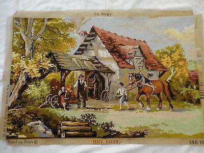Tapestry Royal Paris 146 16 Completed La Forge Paetz Kalich Horse & Farm