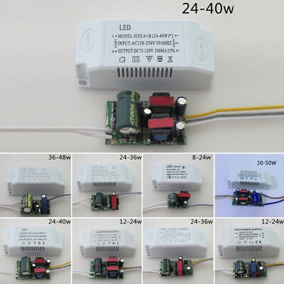 AC-DC LED Ceiling Light Lamp Driver Transformer Power Supply Parts Multi Type uk