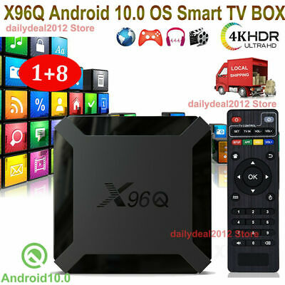 HK1MINI Latest Android 9.0 Pie 2+16G RK3229 Quad Core 4K Smart TV BOX WIFI HDMI