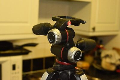 Manfrotto XPRO MHXPRO-3W 3 way tripod head with 200PL quick release