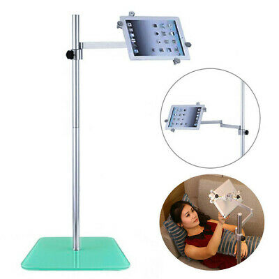 Height Adjusting Floor Bed Stand Holder For iPad Pro/iPad/tablet/Kindle/iPhone 7