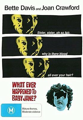 WHAT EVER HAPPENED TO BABY JANE POSTER ART PRINT A3 SIZE GZ2398