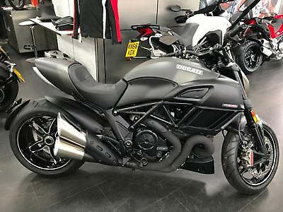Ducati Diavel Carbon 67 Reg New Pre-reg custom cruiser muscle motorcycle