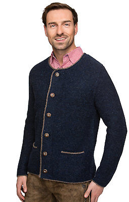 Stockerpoint Costume Cardigan Rustic Gentian Blue