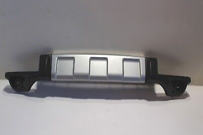 O//S Right Front Tow Hook Cap Satin Black OEM New Genuine PORSCHE Cayenne 03-06