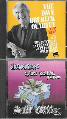 lot of 2 Jazz CDs - free shipping - see photos - save 10% on multiple orders