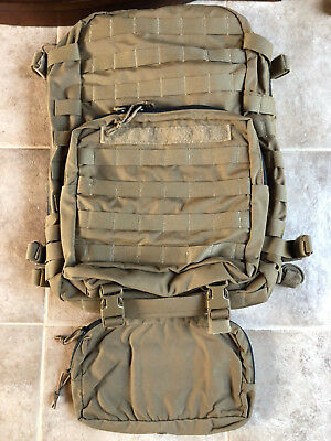 Filbe 3 Day Assault Backpack Rucksack Pack Pouch Usmc Us Marine Eagle Industry