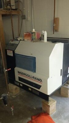 Ingersoll-Rand Rotary air compressor and Air dryer