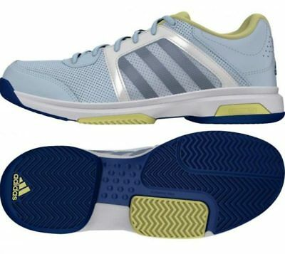 AQ2386 Womens-ADIDAS-BARRICADE ASPIRE STR Tennis-GENUINE Trainers Shoes UK  5 e09e8c9e4