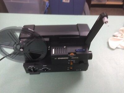 Chinon 3000 GL Cine Projector Complete With Box