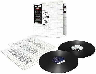PINK FLOYD - THE WALL remastered  (Double LP Vinyl) sealed