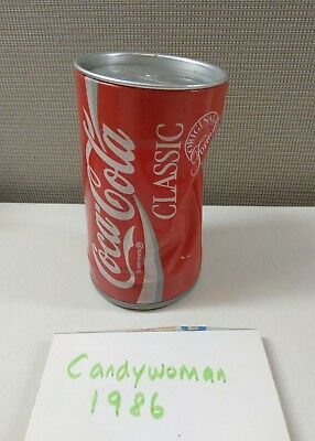 Vintage Coca Cola Dancing Can Classic Coke - Not Tested Yet