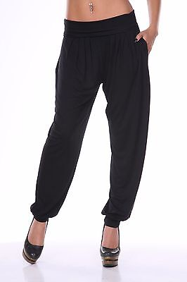 Women's Harem Pants High Fashion Light Weight Boho Baggy All Sizes Plus Size