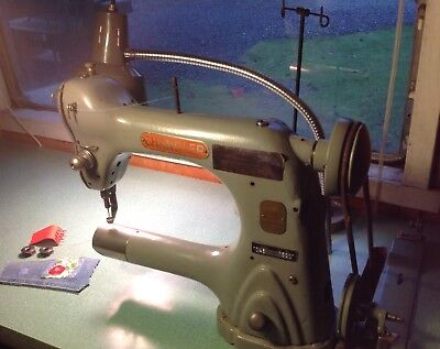 Chandler Industrial Sewing Machine Darning, Quilting, Textile Repair, Mending!