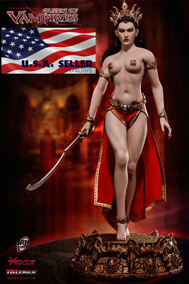TBLeague 1/6 Arkhalla Queen of Vampires PHICEN Seamless Action Figure ❶USA❶
