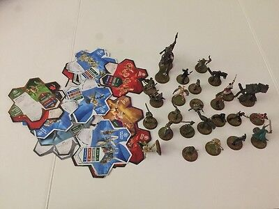Heroscape Figures Lot Random Pieces