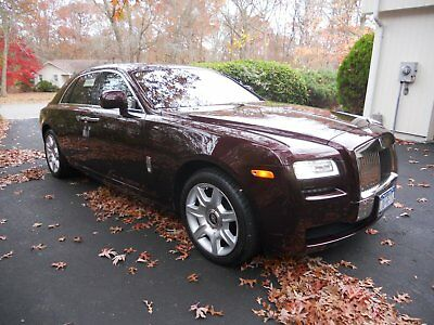 2010 Rolls-Royce Ghost  2010 ROLLS ROYCE GHOST/ ORIGINAL OWNER & EXCELLENT CONDITION!