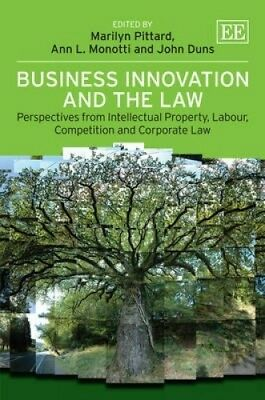 Business Innovation and the Law: Perspectives from Intellectual Property,