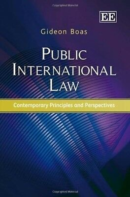 Public International Law: Contemporary Principles and Perspectives.