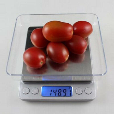 Digital Electronic Pocket Scales for Food Jewellery Weighing Multi-functional z1
